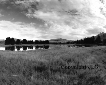 Land, Water, Sky - Lake Dillon, CO