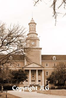 Unt+administration+building