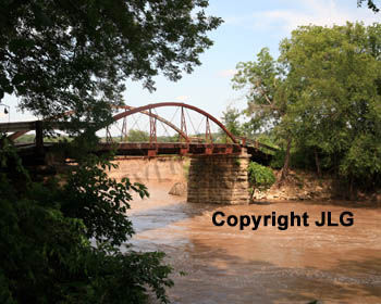 Bullman Bridge - Hamilton County, TX